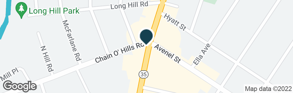 Google Map of1303 SAINT GEORGES AVE