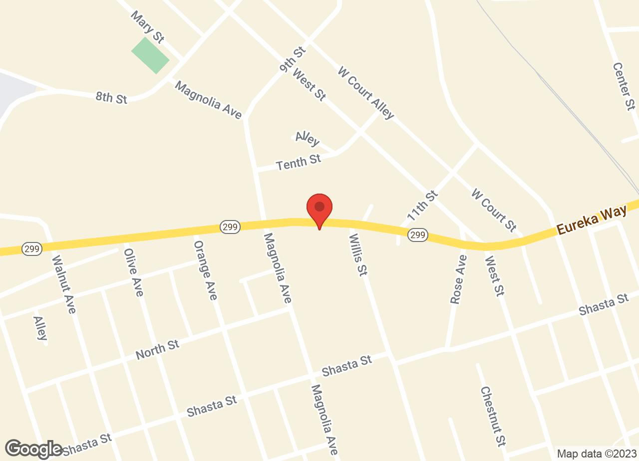 Google Map of VCA Companion Animal Hospital