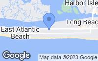 Map of Long Beach, NY