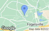 Map of Fogelsville, PA