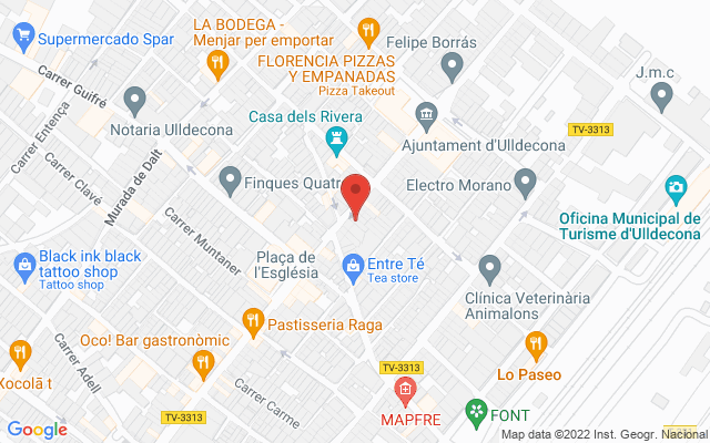 Administración nº1 de Ulldecona