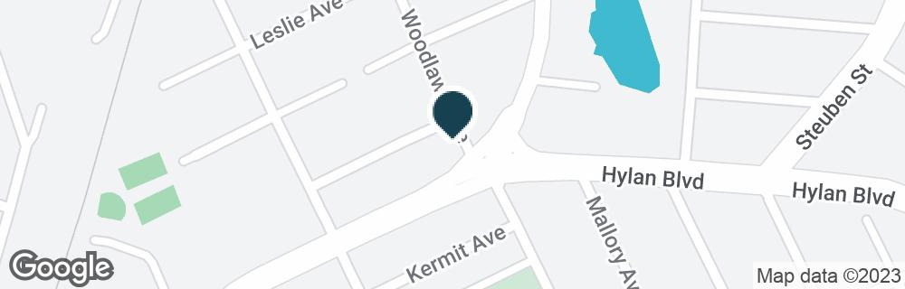 Google Map of2270 CLOVE RD