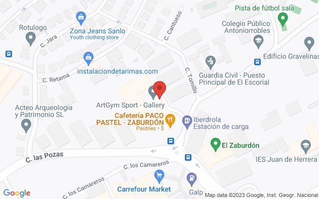 Administración nº2 de San Lorenzo del Escorial