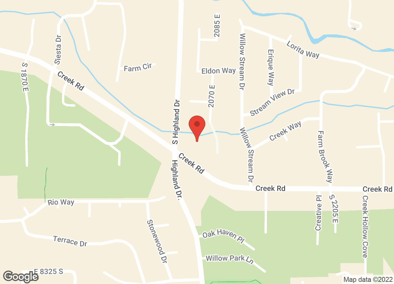 Google Map of VCA Willow Creek Pet Center
