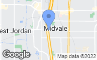 Map of Midvale, UT