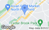 Map of Plainfield, NJ