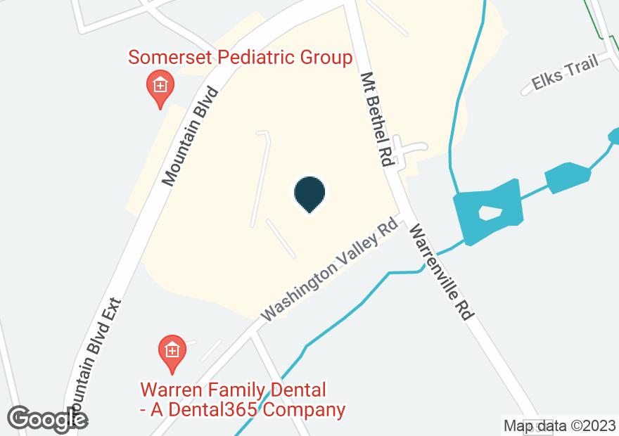 Google Map of110 MOUNTAIN BLVD EXT