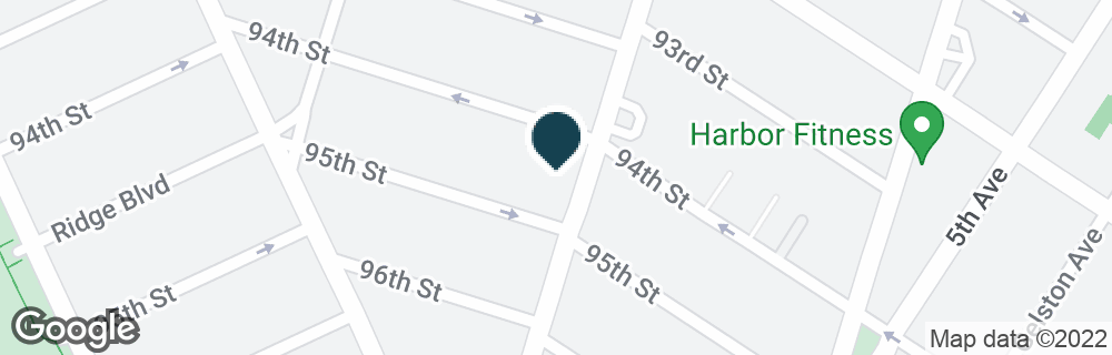 Google Map of9408 3RD AVE