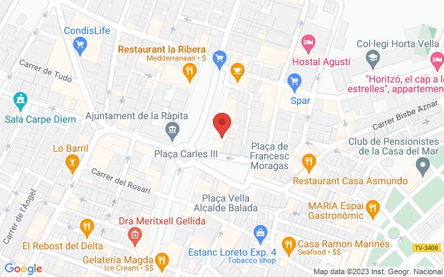 Administración nº1 de Sant Carles de La Ràpita