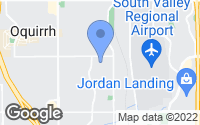 Map of West Jordan, UT