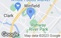 Map of Clark, NJ