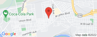 Map of Charles Pizza