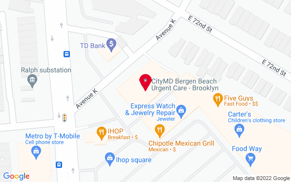Bergen Beach