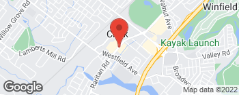 Map of 1065 Raritan Rd in Clark