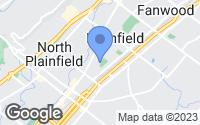 Map of Plainfield, NJ