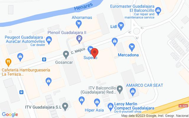 Administración nº14 de Guadalajara