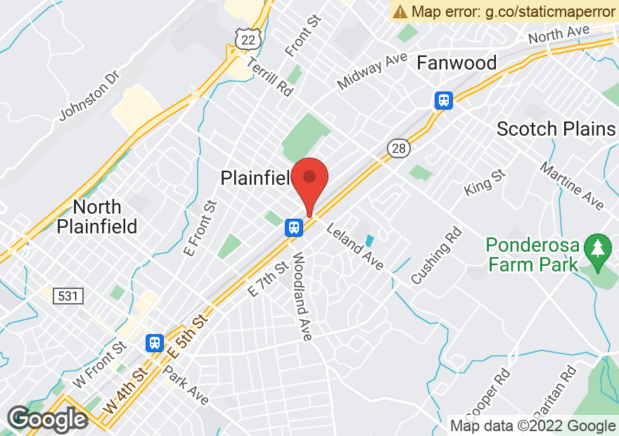 Google Map of 1147 SOUTH AVE