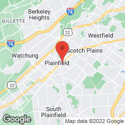 Audra Frank Associates on the map