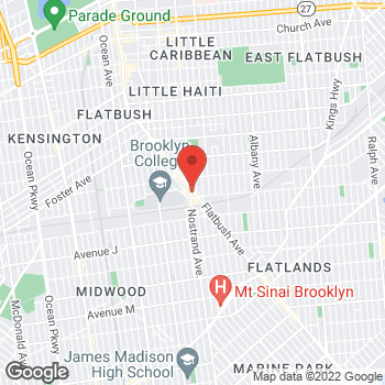 Map of Optimum WiFi Hotspot at 1574 Flatbush Ave, Brooklyn, NY 11210
