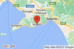 Map of Amalfi
