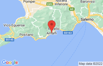 Map of Amalfi