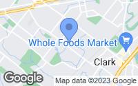 Map of Westfield, NJ