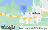 Map of Clinton, NJ