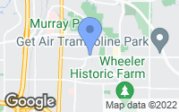 Map of Murray, UT