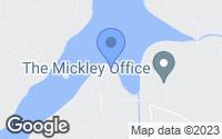 Map of Malvern, OH