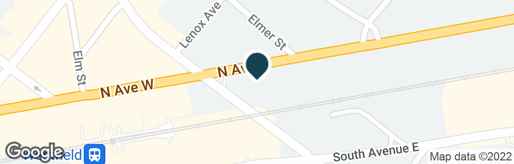 Google Map of260 NORTH AVE E