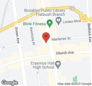 866 Flatbush Avenue Ground Floor