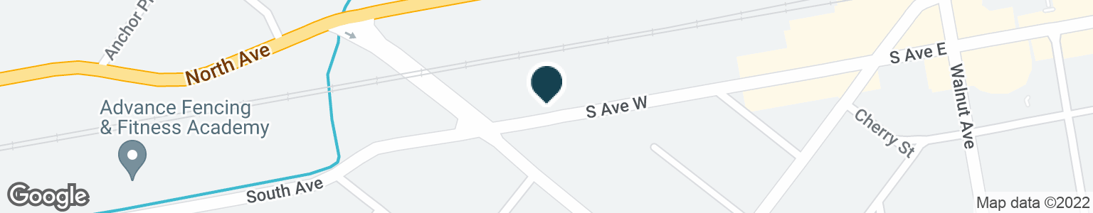 Google Map of50 SOUTH AVE W