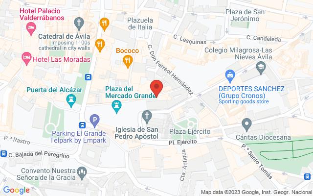 Administración nº3 de Ávila