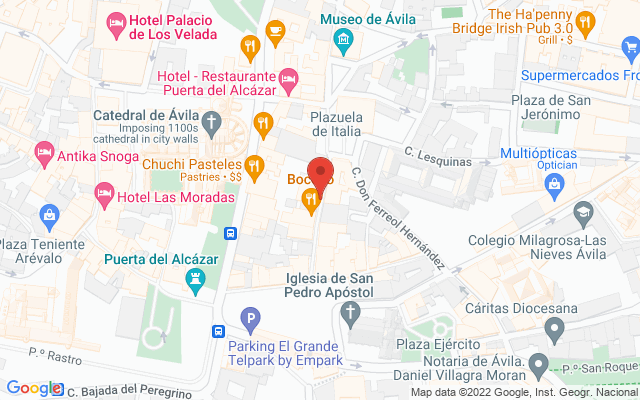 Administración nº9 de Ávila
