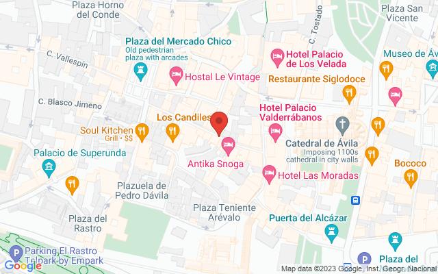 Administración nº6 de Ávila