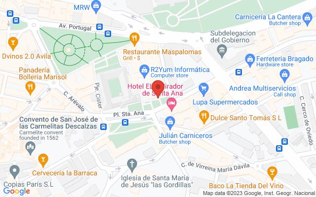 Administración nº8 de Ávila