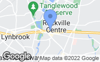 Map of Rockville Centre, NY