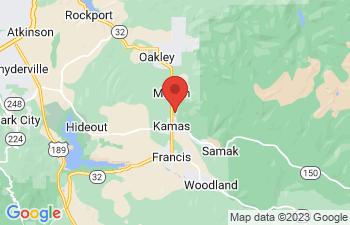 Map of Kamas