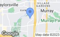 Map of Murray, UT