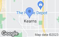 Map of Kearns, UT