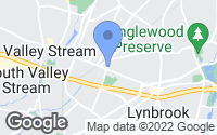 Map of Lynbrook, NY