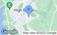 Map of High Bridge, NJ