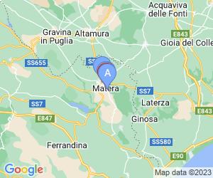 Karte für Albergo Italia