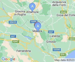 Karte für Albergo del Sedile