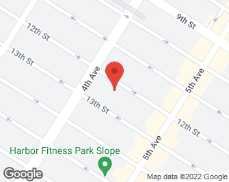 New York City Real Estate | View 236 12th Street | map
