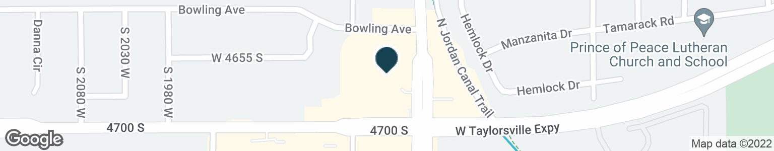 Google Map of4668 S REDWOOD RD