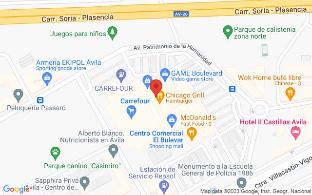 Administración nº7 de Ávila