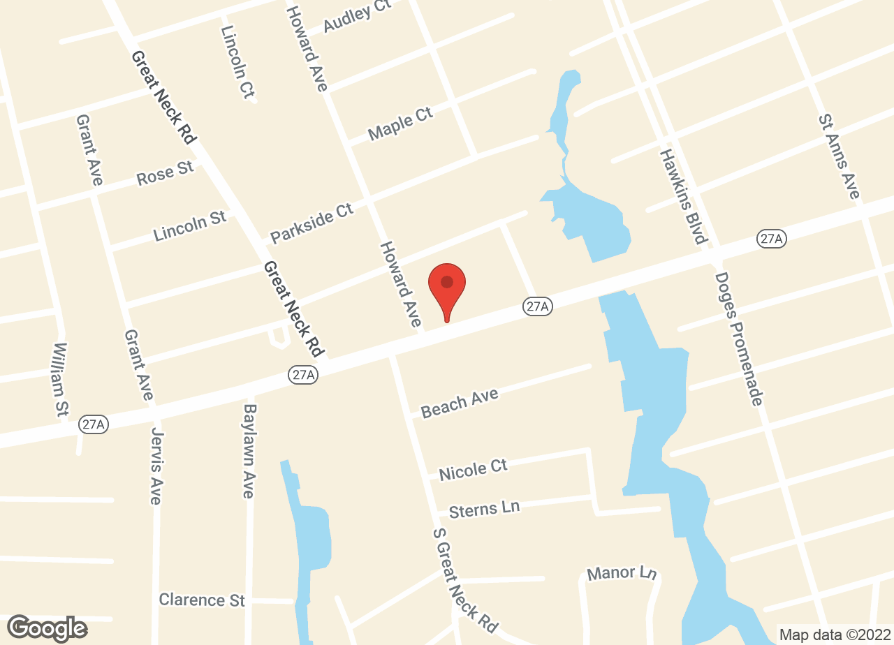 Google Map of Southgate Animal Hospital