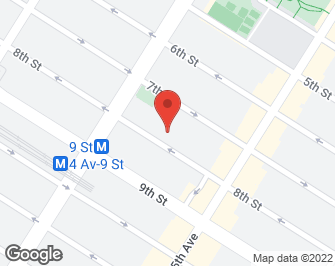 New York City Real Estate | View 239 8th Street | map