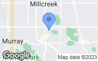 Map of Millcreek, UT